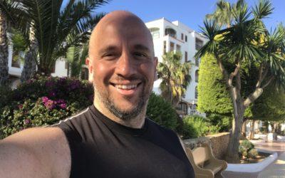 """José Baixauli: """"Todos los placeres que tiene la isla se potencian más si previamente has disfrutado del Ibiza Marathon"""""""