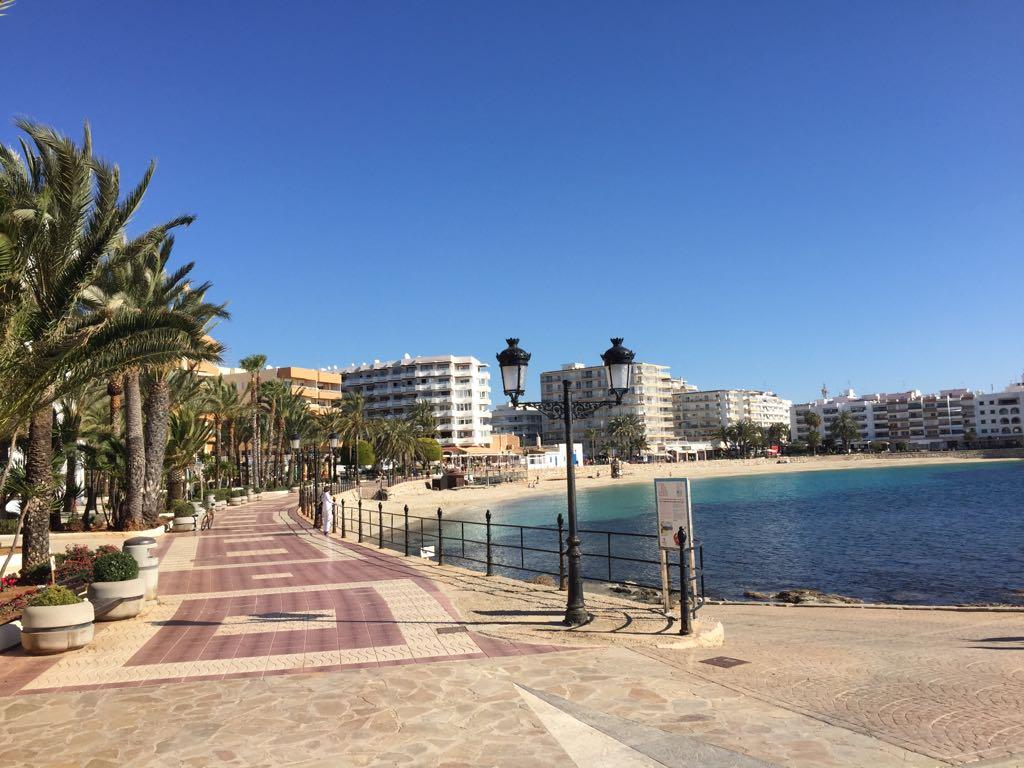 Ibiza Marathon Paseo Santa Eularia des Riu