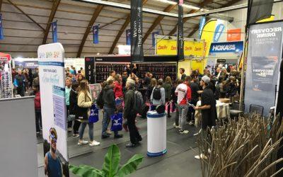 El Ibiza Marathon proyecta las pruebas deportivas de la isla con la presencia en el maratón de Amsterdam
