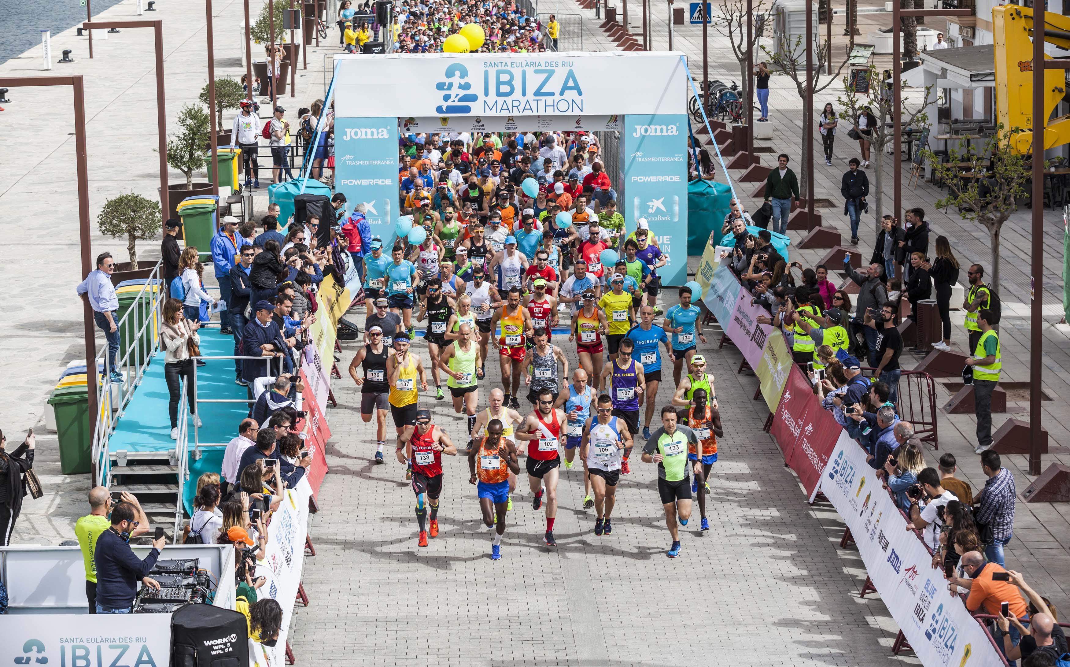 Resultado de imagen de ibiza marathon