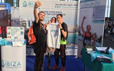 El Ibiza Marathon visita Valencia para mostrar sus novedades a los participantes de la 15K Nocturna