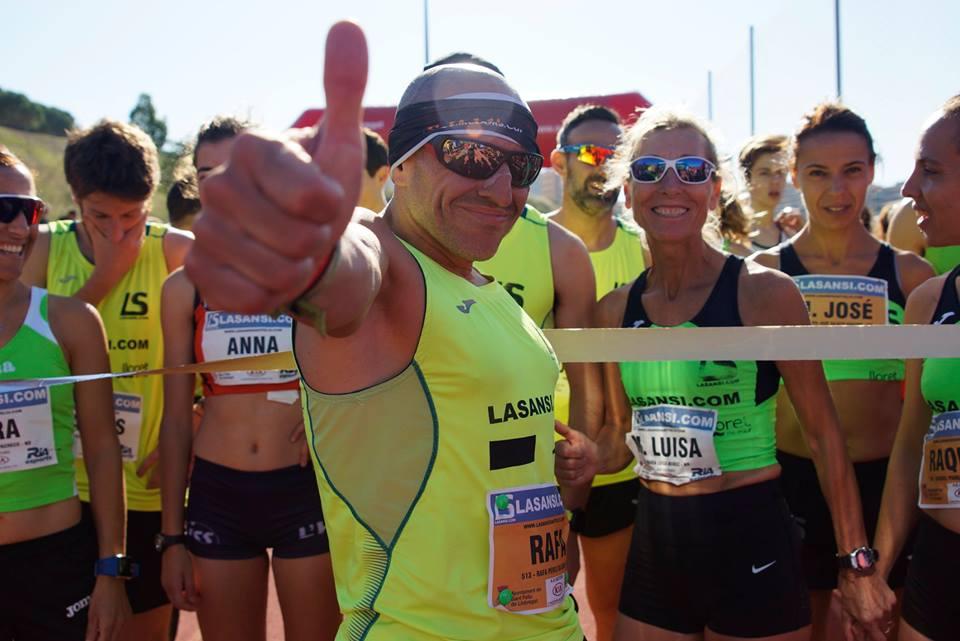 Rafa Pérez Ibiza Marathon