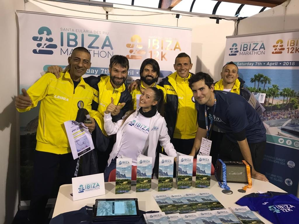 Ibiza Marathon Feria Maratón Florencia