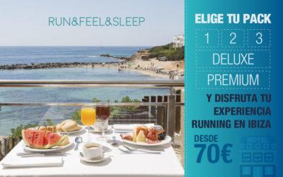Escoge tu plan de viaje para correr en Ibiza