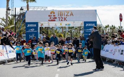 Abiertas las inscripciones del Ibiza Kids Run CaixaBank tras el éxito de su primera edición en el Ibiza Marathon