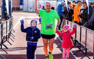 El running y la lucha contra el cáncer infantil van de la mano