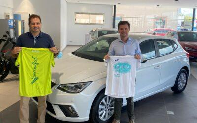 SEAT Facora renews its commitment to the Santa Eulària Ibiza Marathon