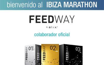 Feedway ofrecerá sus geles a los participantes del Ibiza Marathon
