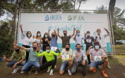 Expo Ibiza Marathon abre sus puertas a los corredores del Marathon y el Relay 21k+21k