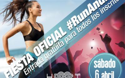 Heart Ibiza acogerá la fiesta #RunAndFeel gratuita para todos los corredores de maratón, 12K y 42K Relay