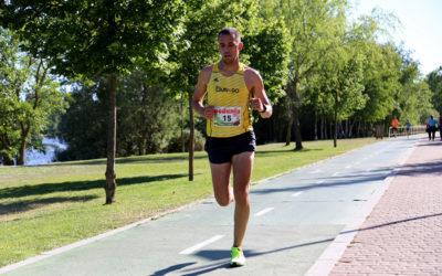 Raúl y Laura eligen el Ibiza Marathon 2020 para vivir 'una experiencia única'