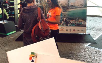 El Ibiza Marathon visita el maratón de Florencia para mostrar el potencial de la isla como destino deportivo