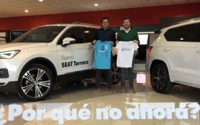 SEAT Tarraco será el vehículo oficial del Ibiza Marathon