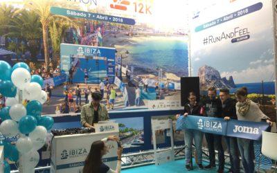 El Ibiza Marathon visita por primera vez la feria del corredor de la Behobia – San Sebastián