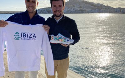 Hï Ibiza strengthens its commitment as a sponsor of the Ibiza Marathon given the outstanding growth of the event