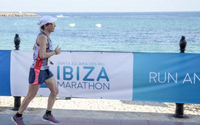 El Ibiza Marathon y su 12K reúnen a 29 nacionalidades diferentes en 2018