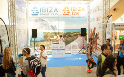 El Ibiza Marathon viaja hasta el Medio Maratón de Valencia para promocionar sus pruebas