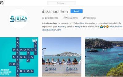 Cuando el flechazo por una carrera llega vía Instagram: Laura Jorge e Ibiza 12K