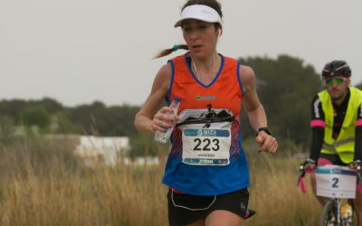 """Vanessa Pérez: """"El Ibiza Marathon mima a los corredores y eso siempre es muy motivador"""""""