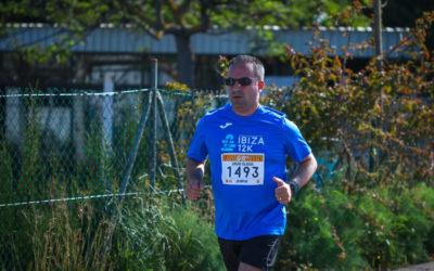 """Omar Olmos: """"Correr en Ibiza es una experiencia inigualable"""""""