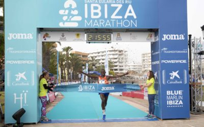 Lagat gana la segunda edición del Ibiza Marathon y bate récord de la prueba