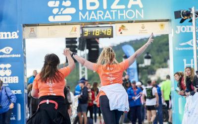 El Ibiza 12K supera el 50% de censo femenino en la cuarta edición del Ibiza Marathon