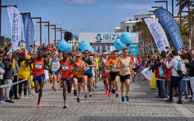 The Ibiza 20K is born, the new distance that completes the sports offer of the Ibiza Marathon