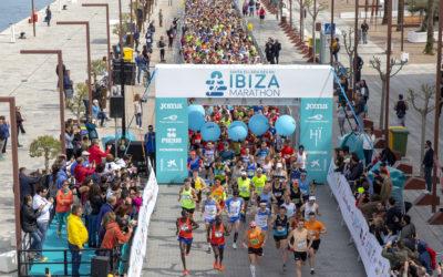 El Ibiza Marathon supera los 2.000 inscritos a falta de más de dos meses para su celebración