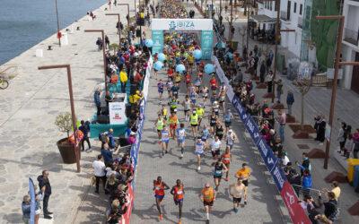 📷Fotos de tu participación en el Santa Eulària Ibiza Marathon gracias a Cano Foto Sports