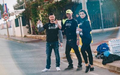 El Ibiza Marathon inicia la captación de voluntarios para ofrecer una experiencia irrepetible a sus corredores