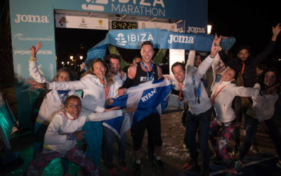 """""""Estoy encantado de haber elegido Ibiza para mi primer maratón"""""""