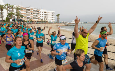 Últimos días antes del cambio de precio del Ibiza Marathon, Ibiza 12K e Ibiza Relay 21K + 21K del próximo 1 de abril