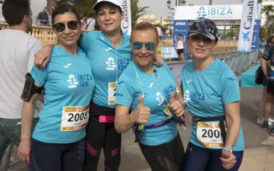 El Ibiza 12K vuelve a rozar un 50% de censo femenino en su tercera edición