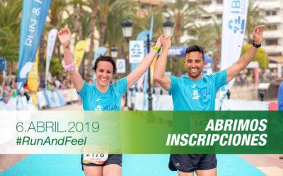 El novedoso maratón por parejas Ibiza 42K Relay abre sus inscripciones