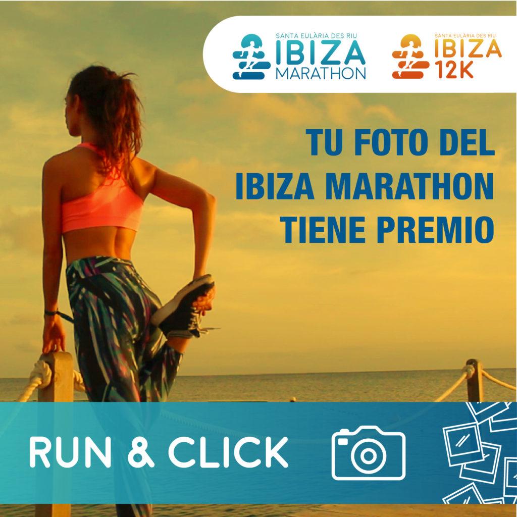 Run And Click concurso fotografías Ibiza Marathon