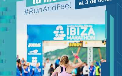 The Ibiza Marathon creates a musical session with the famous DJ Sebastián Gamboa to encourage his followers in networks
