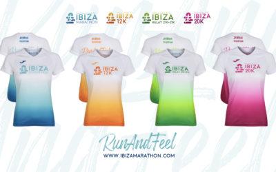 Ibiza Marathon presenta las camisetas técnicas de la marca Joma para su cuarta edición