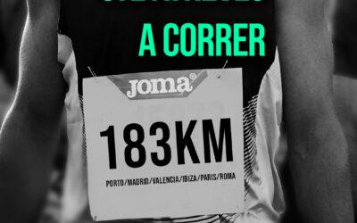 ¿Te atreves a correr 183KM?