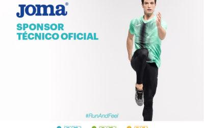 Joma ofrecerá la camiseta técnica conmemorativa del Ibiza Marathon