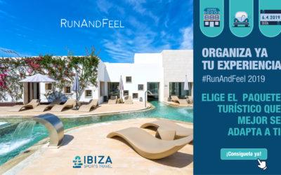 Consigue ya tu experiencia #RunAndFeel y garantiza tu participación en el Ibiza Marathon al mejor precio
