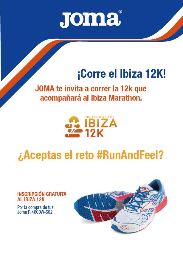 Compra tus nuevas Joma R4000 Marathon y consigue tu